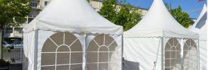 un barnum à Nantes