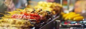 Trouver un traiteur street food
